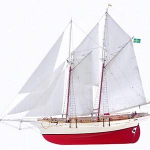 Vanadis, Billing boats