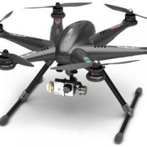 TALI H500 Black Edition FPV F12 RTF